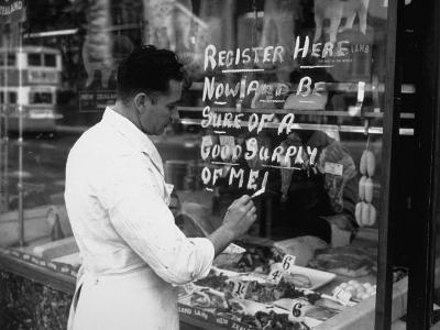Butcher's Sign