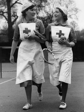 Nurses' Tennis