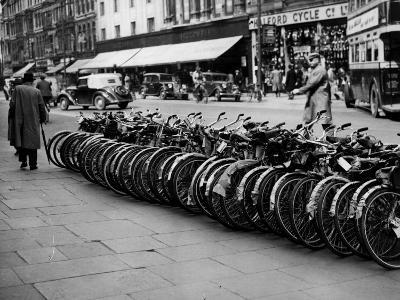 Bicycle Demand