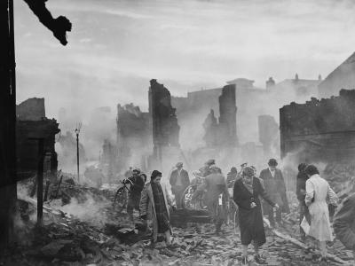 Wartime Coventry