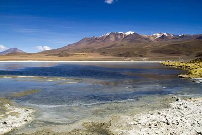 Bolivia Desert Lake