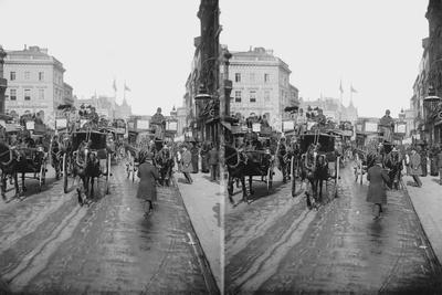 Oxford Circus Traffic