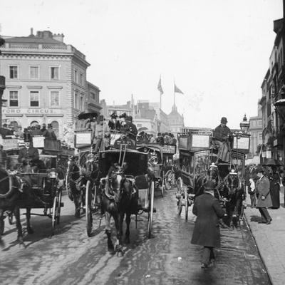 Old Oxford Circus