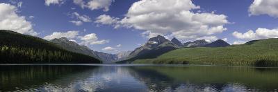 Bowman Lake Panorama