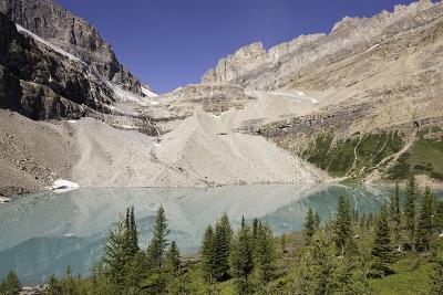Scenic Alpine Lake