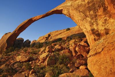 Eroded Landscape at Landscape Arch