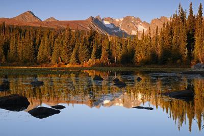 Sunrise, Red Rock Lake