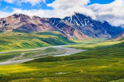 Denali National Park, Alaska USA