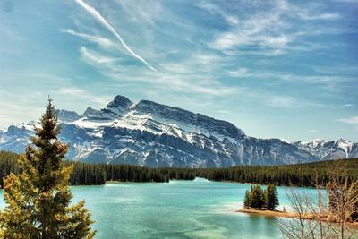 Two Jack Lake, Banff Alberta