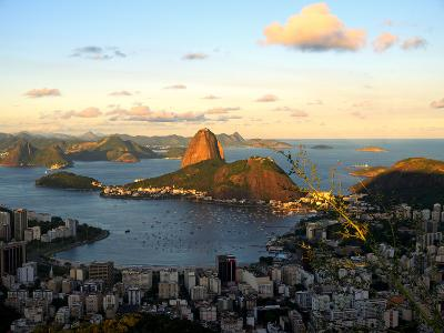 Botafogo Bay Sunset