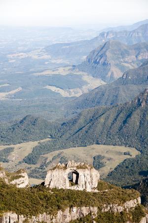 Pedra Furada - Urubici - SC