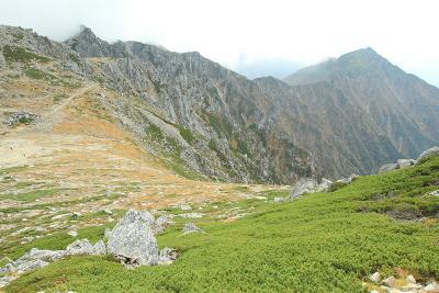 Fine View from the Sumit of Mt. Nakadake