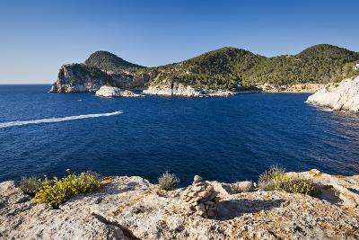 Ibiza Coastline at Cap Nono