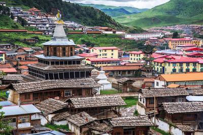 Kerti Gompa, Sichuan China