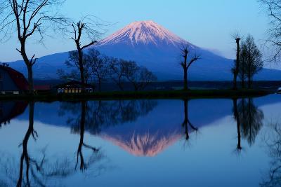 Sunset of Fumotoppara