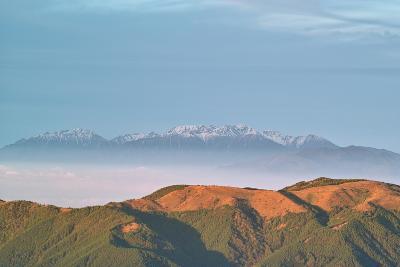 Kiso Mountains (Central Japan Alps)