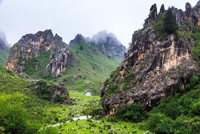 Namo Grand Canyon, Sichuan China