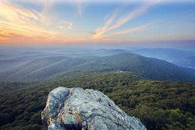 Humpback Rock Sunset