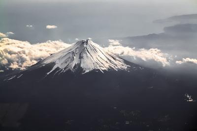 Overlooking Mt. Fuji