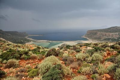 Balos Lagoon, Peninsula Gramvoussa