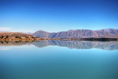 Lake Ruataniwha, Mackenzie Basin, Twizel, NZ