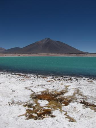 Hot Springs around Laguna Verde