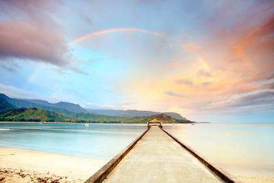 Kauai Hanalei Pier
