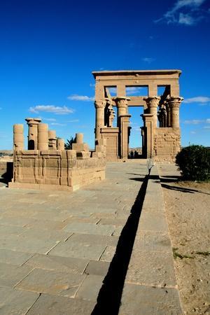 Philae Temple, the Cult of Isis, Trajan Kiosk