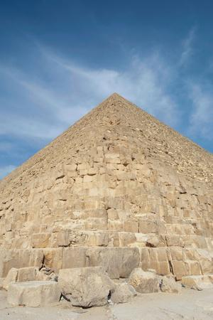 Pyramid at Giza, Egypt