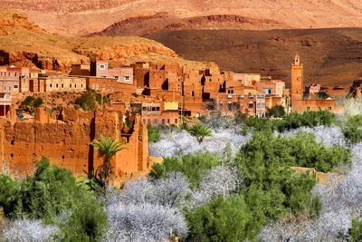Village in Maghreb