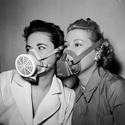Fashion Gas Masks