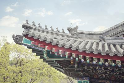 Traditional Chinese Rooftop