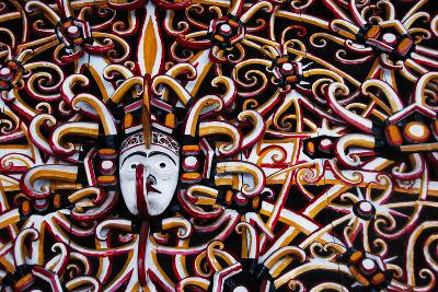 Wooden Sculpture from East Kalimantan
