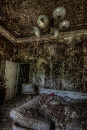 Haunted Interior Room
