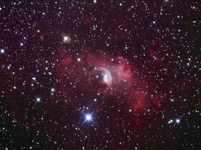 Bubble Nebula in Cassiopeia, Nm7, Ngc7635