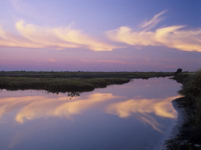 Sunrise, Merritt Island National Wildlife Refuge, Florida, USA