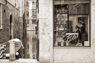 Hair Salon, Venice, Italy