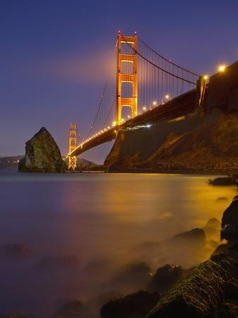 The Color of the Golden Gate Bridge
