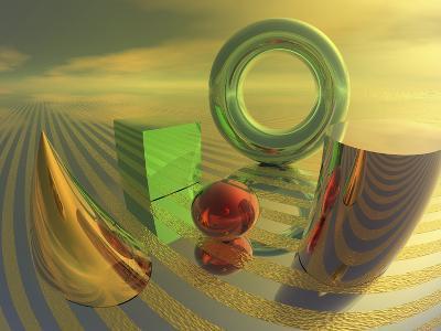 Warped Geometrics, Reflections in a Sphere
