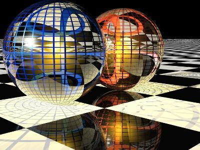 Spheres with Reflections