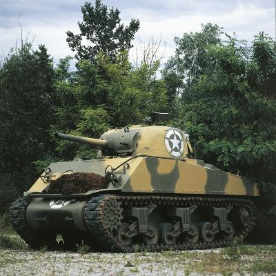 US M4 Sherman Medium Tank,1943
