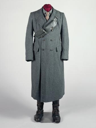 Italian World War II Cavalry Bandolier Uniform, 20th Century