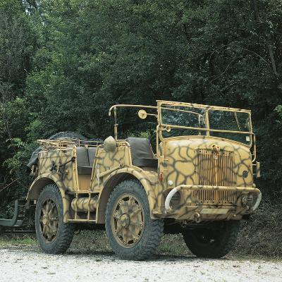 Italian SPA TM40 Tractor, 1940