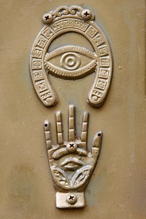 Jewish Protection Symbols