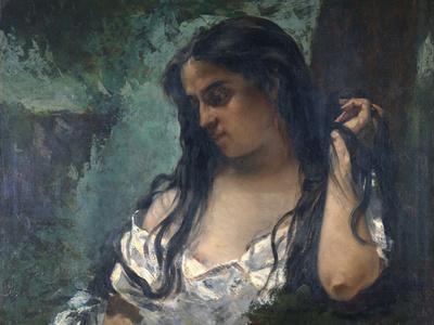 Gypsy in Reflection