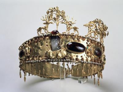 Diadem of a Priest, First Half of 1st Century Ad
