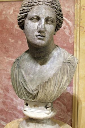 Head of Aphrodite, Goddess of Beauty and Love, 2nd Century