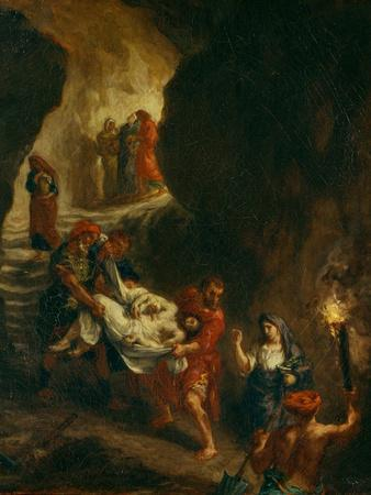 Christ Carried Down to the Tomb