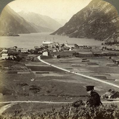 Odda, Hardangerfjord, Norway