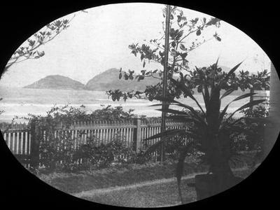 Guaruja, Sao Paulo, Brazil, Late 19th or Early 20th Century